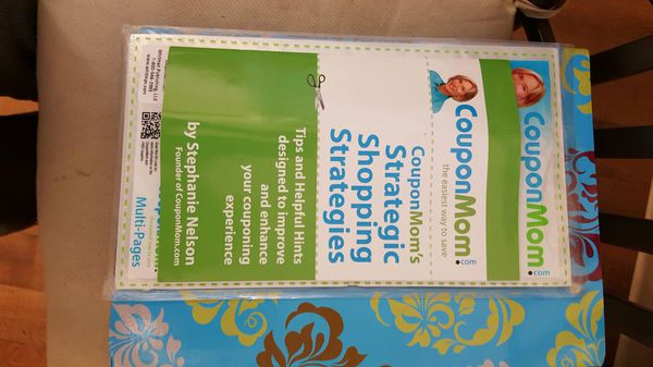 Coupon Mom Binder For Sale In South Gate Ca Offerup