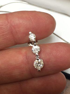Gorgeous Diamond Earrings for Sale in Herndon, VA