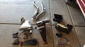 2007 Ninja zx6r exhaust OEM parts and taillights. for Sale in Laveen Village, AZ
