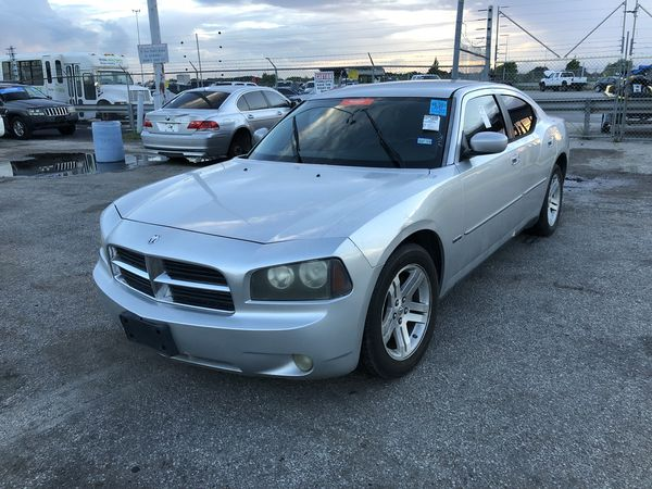 2007 Dodge Charger R T 5 7 Hemi Engine For Sale In Houston Tx Offerup