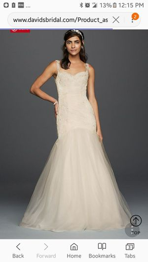 New And Used Wedding Dresses For Sale In Columbia Sc Offerup