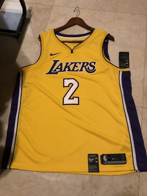 huge selection of 9c69b c0ba3 New and Used Lakers jersey for Sale in Carrollton, TX - OfferUp
