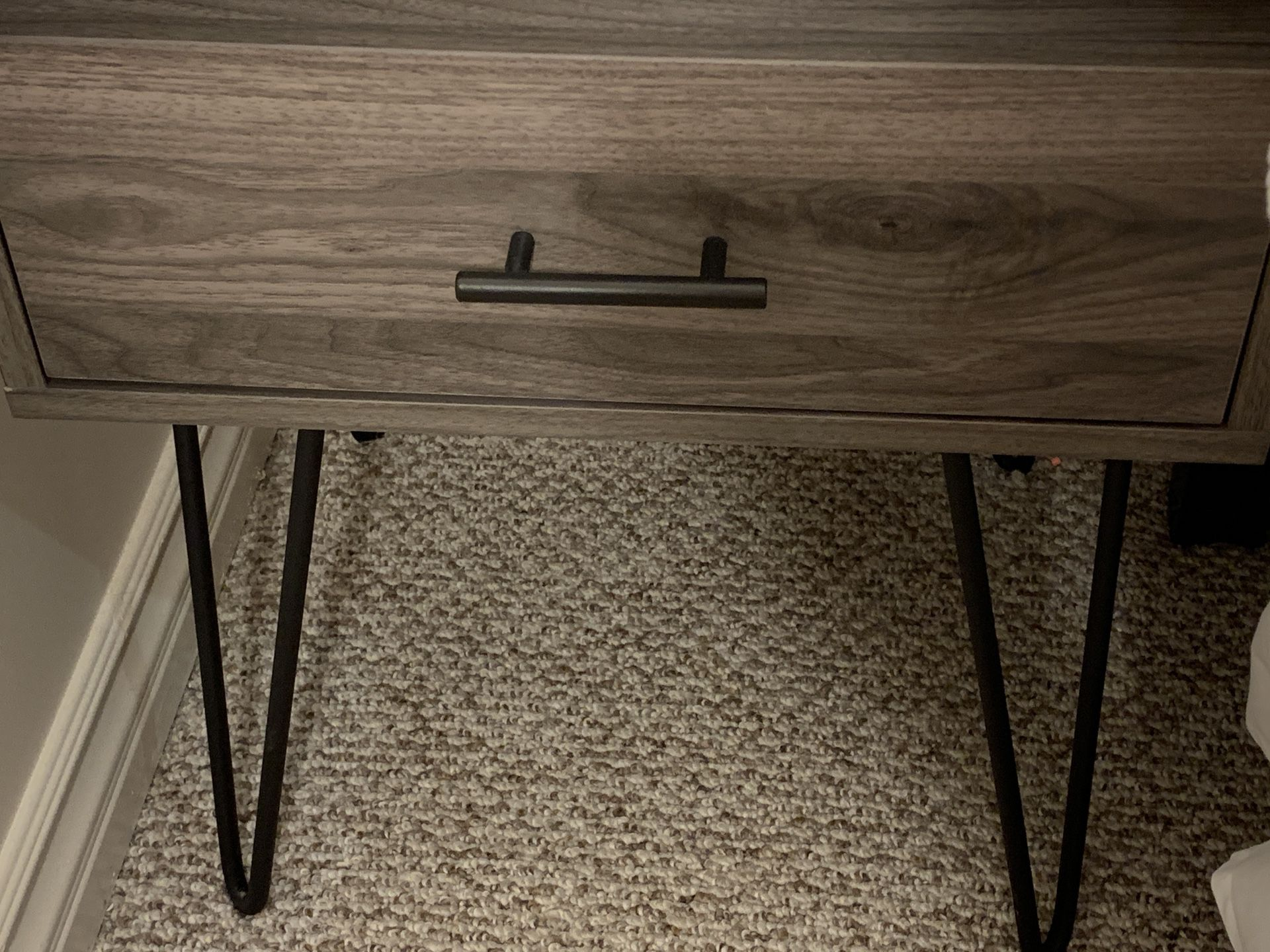 2 Matching Side Tables