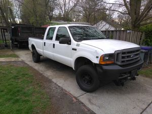 2005 Ford F350 4x4 crew cab 4 door for Sale in Kensington, MD