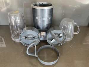 NutriBullet mixer set for Sale in Seattle, WA