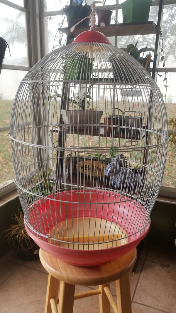 Bird Cage For Sale In Spring Hill Fl Offerup