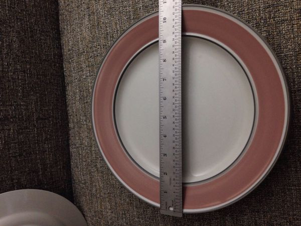 9 Plates Brand Name is Ranmaru. Please See All The Pictures and Read ...