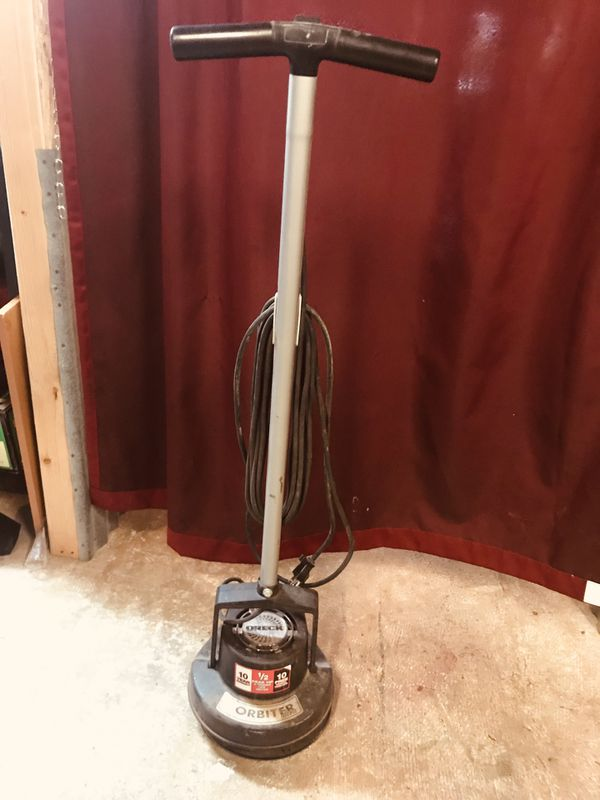 Oreck Orbiter Ultra Floor Buffer For Sale In Tucson Az Offerup
