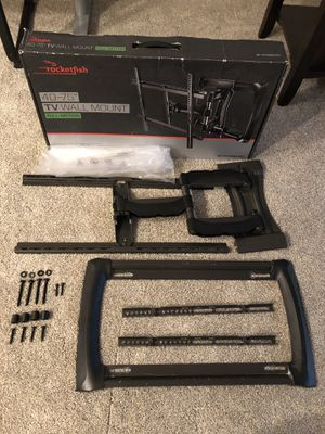 "TV Wall Mount - 40-75"" Cash Only - Must Pick Up for Sale in Houston, TX"