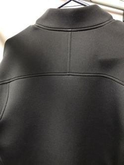 Nice men's jacket size medium black Thumbnail