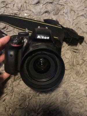 Black Nikon D3300 DSLR camera for Sale in Scotch Plains, NJ