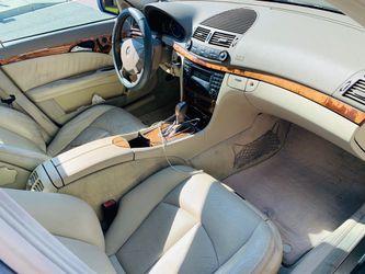 2003 Mercedes Benz e320 Thumbnail