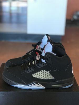 innovative design 00ada 5cd71 Jordan Black metallic 5s for Sale in Fort Worth, TX - OfferUp