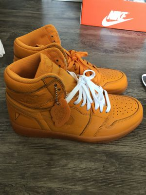 Orange Gatorade Jordan 1 for Sale in Alexandria, VA