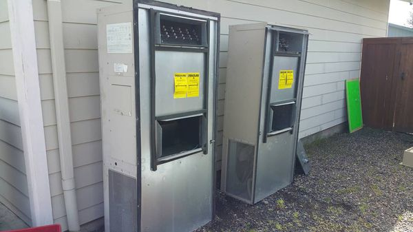 Bard wall mount heat pumps for Sale in Scappoose, OR - OfferUp