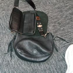 Cole Haan Purse Saks Fifth Ave Wallet Maje Strap Thumbnail