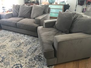 Sofa and chair for Sale in Falls Church, VA