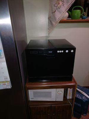 Portable black dishwasher for Sale in Seattle, WA