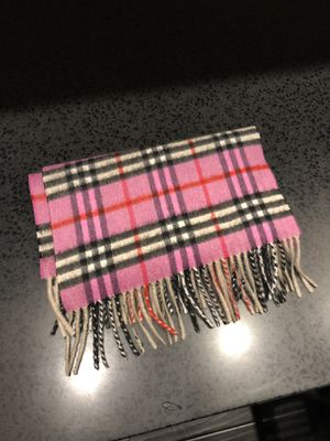Burberry Scarf for Sale in Brinklow, MD