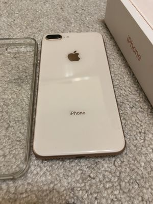 iPhone 8 Plus AT&T 256GB for Sale in Springfield, VA