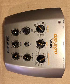 Zoom GM-200 Guitar Amp Modeler for Sale in Charlottesville, VA