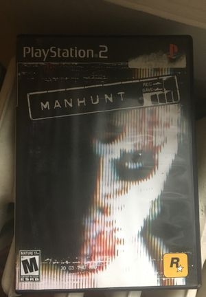 Manhunt (Ps2) for Sale in Arlington, VA