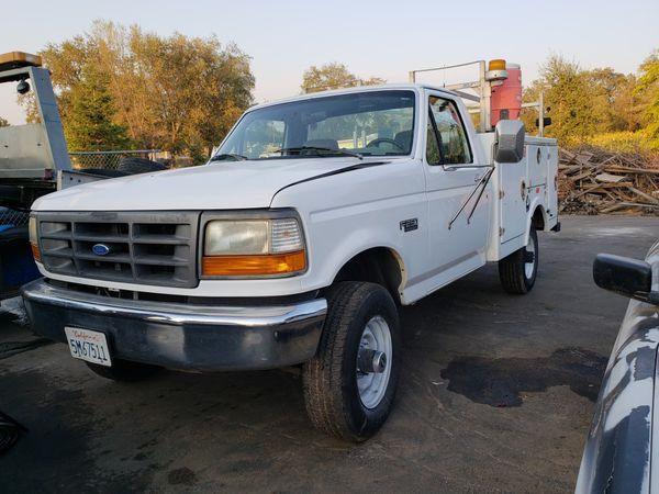 1997 f super duty truck