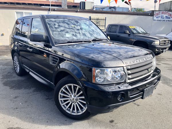 2008 Range Rover Sport For Sale In San Diego, CA