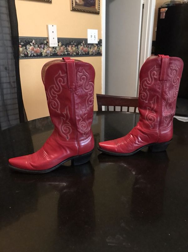 c74f82394b8 1883 lucchese ladies boots for Sale in Houston, TX - OfferUp