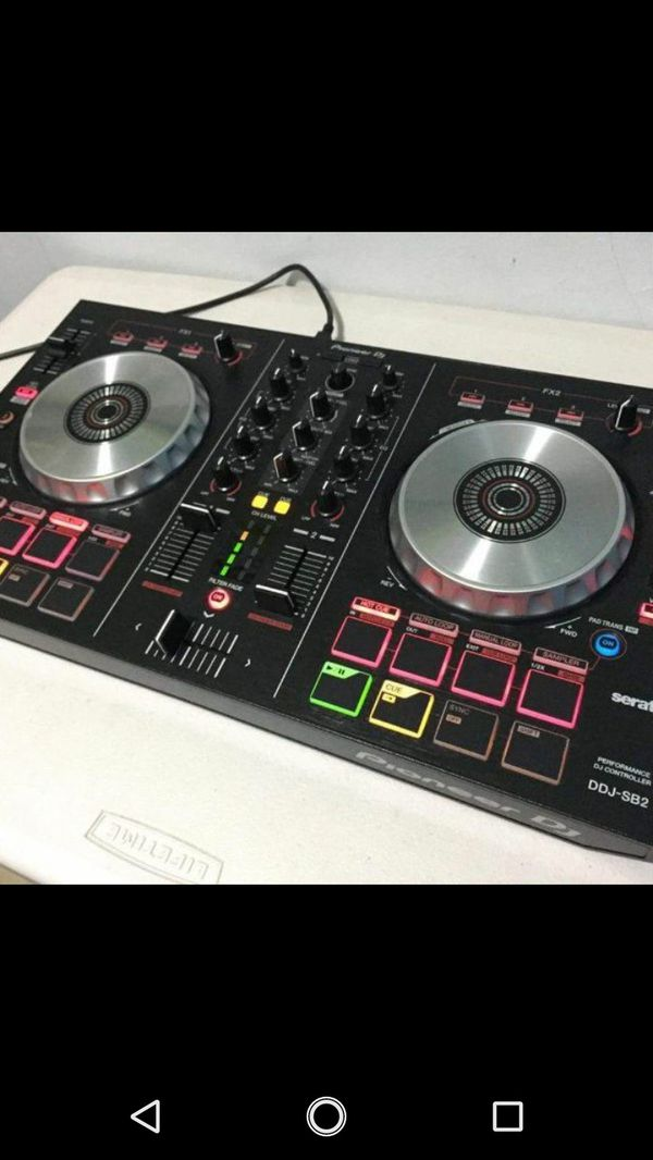 DDJ-SB2 controlled serato or virtual DJ for Sale in Denver, CO - OfferUp