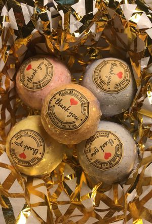 Highly fragrant, HAND MADE Bath Bombs for Sale in Tampa, FL