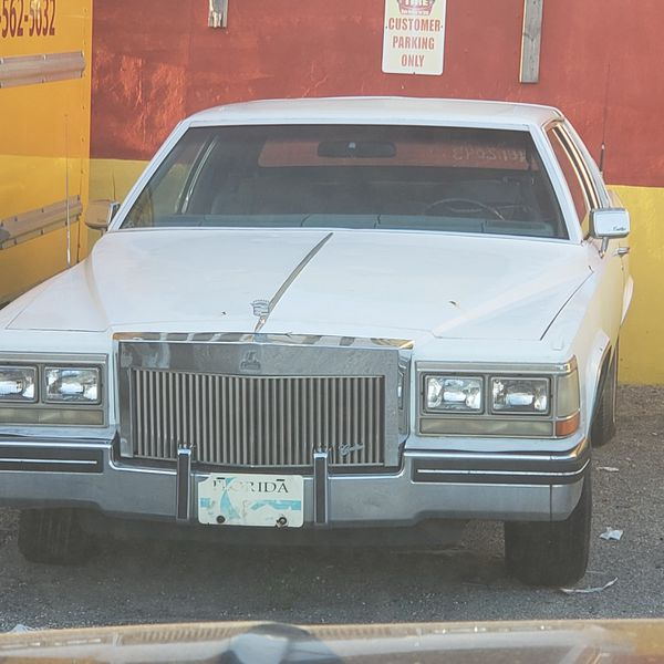 1983 Cadillac Coupe Deville D Elegance For Sale In Miami