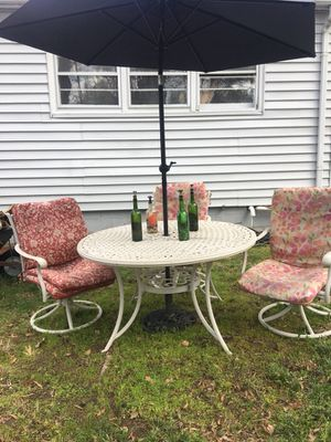 New and Used Patio furniture for Sale in Winston-Salem, NC ...