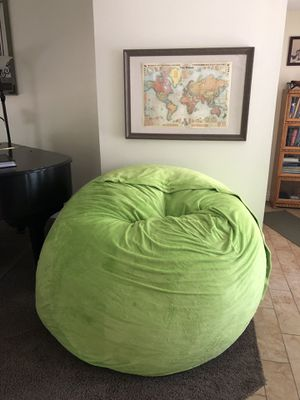 Superb New And Used Bean Bag Chair For Sale In Wildomar Ca Offerup Machost Co Dining Chair Design Ideas Machostcouk