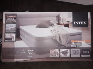 Intex premaire air bed mattress for Sale in Las Vegas, NV