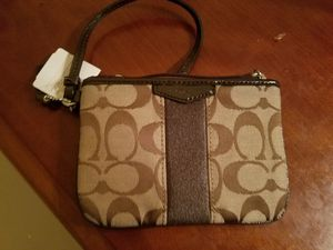 Coach Wristlet for Sale in Herndon, VA