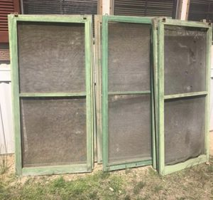 Vintage Screens for Sale in Snow Camp, NC