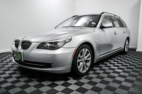 2009 BMW 5 Series For Sale In Tacoma WA
