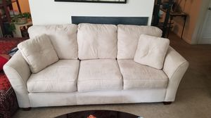 Microfiber Sofa for Sale in Centreville, VA