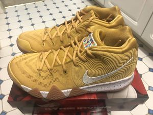 Nike Kyrie 4 Cinnamon Toast Crunch sizes 11, 12 and 13 for Sale in Rockville, MD