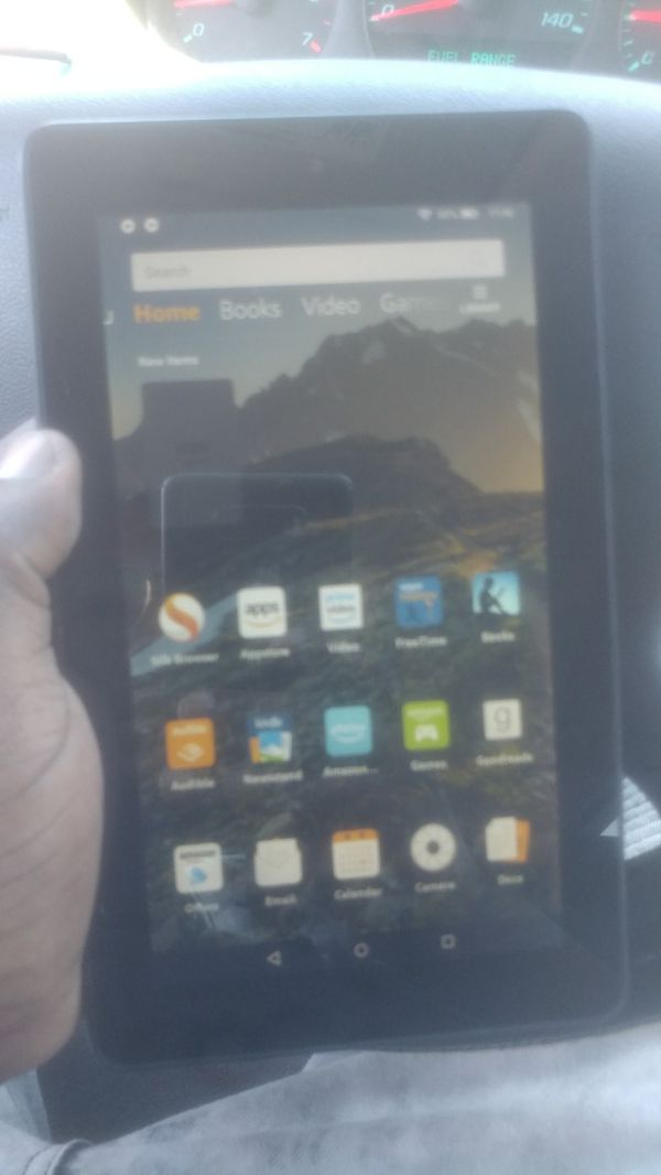 Kindle fire 5th gen tablet for Sale in Charlotte, NC - OfferUp