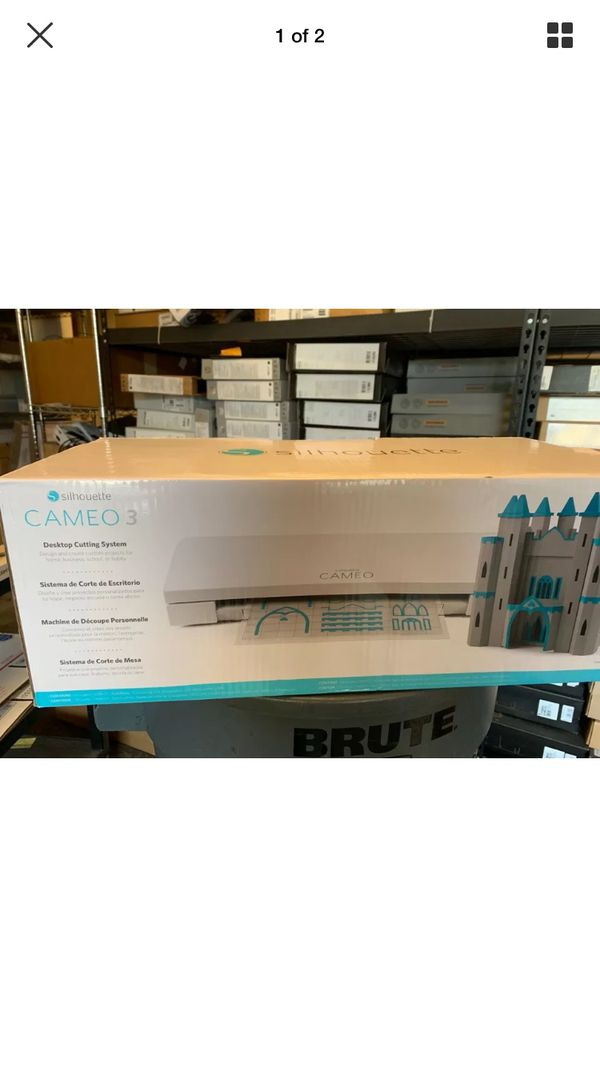 84d00d2a7 Brand new silhouette cameo 3 for Sale in Gilbert
