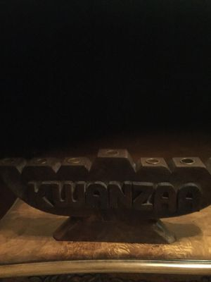 KWANZAA CANDLE HOLDER for Sale in Washington, DC