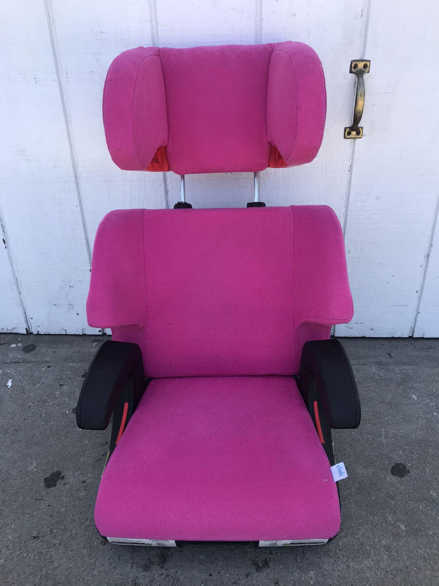 BOOSTER SEAT CLEK