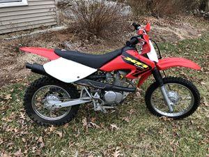 Photo Honda XR80R 2002