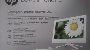 HP 20 All-in-One PC for Sale in Sumner, WA