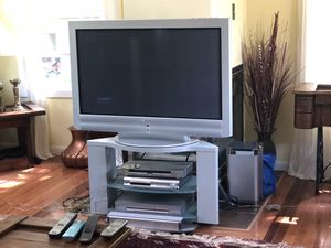 Sony TV surround complete system with DVD players with remote controls and wires. for Sale in West Springfield, VA