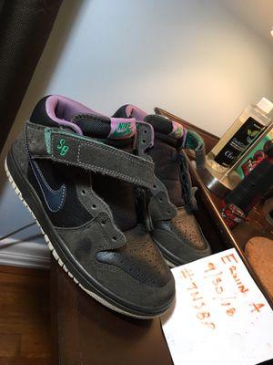 Nike Sb dunk mids size 7.5 vvnds Northern lights for Sale in Arlington, VA