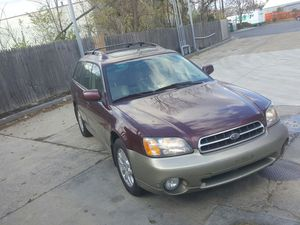 Subaru outback limited edition wagon for Sale in Hyattsville, MD