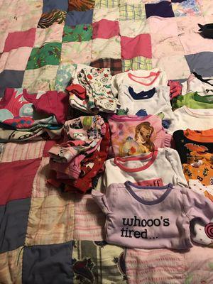 Toddler girls pj bundle for Sale in Austin, TX